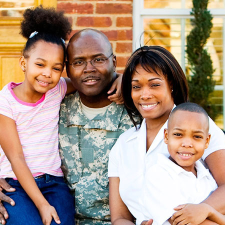 image for Veteran Family Support