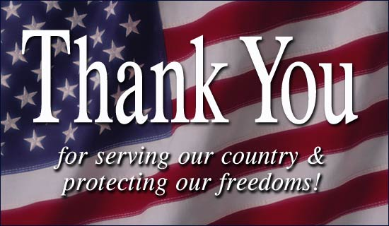image for Celebrating Veterans Service on July 4th - Thank You For Your Service