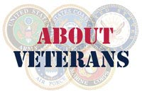 image showing text About Veterans